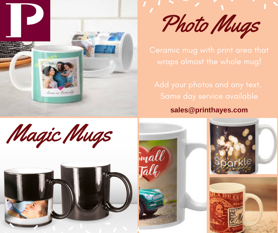 photo mugs Hayes